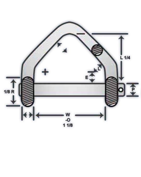 Steel Shackles