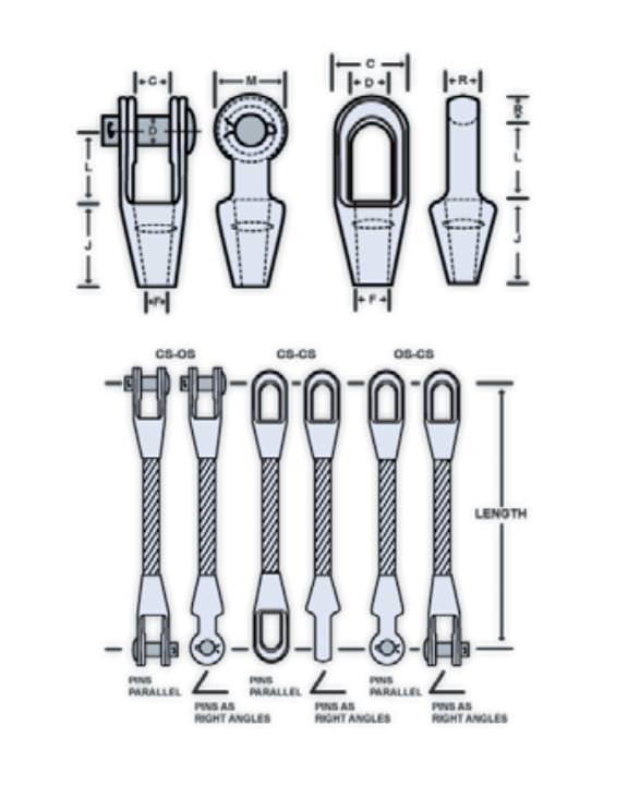 110 Spelter Socket